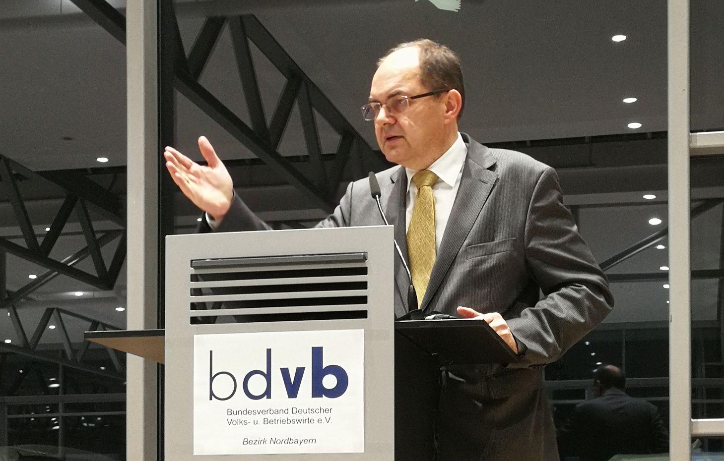 Bundesminister Christian Schmidt MdB (Fürth 2017)