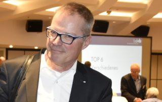 Vizepräsident Ralf Neuhaus