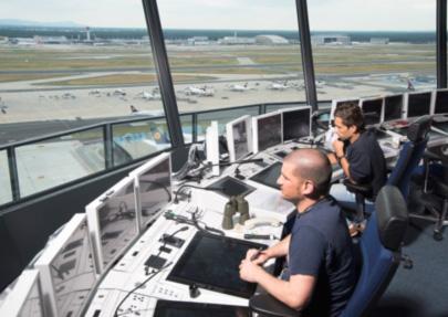 BG Rhein-Main bei DFS Deutsche Flugsicherung 9/2016