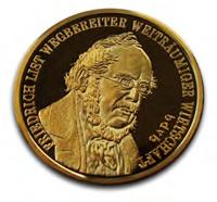 List-Medaille