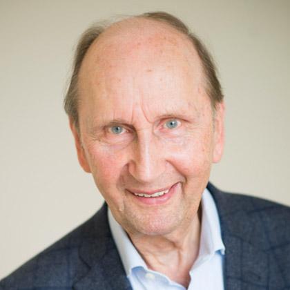 Dr. Jürgen Monzel, Vorsitzender der BG Hamburg/Schleswig-Holstein