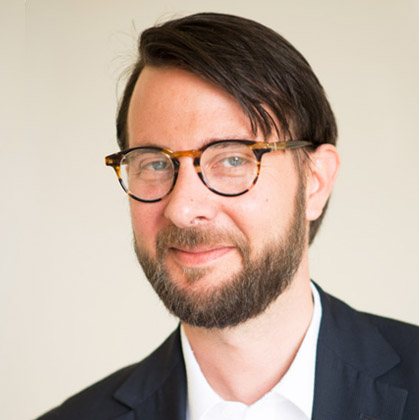 Fabian Wanke, Vorsitzender BG Dresden