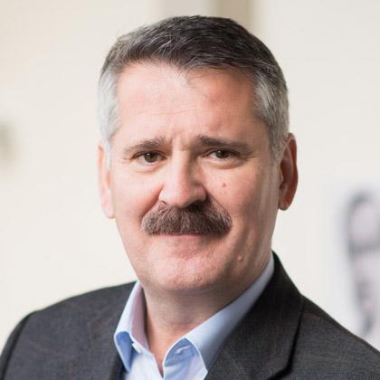 Stefan Szkudlapski, Vorsitzender BG Westfalen
