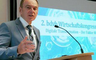 2. bdvb Wirtschaftskongress Rückblick, News