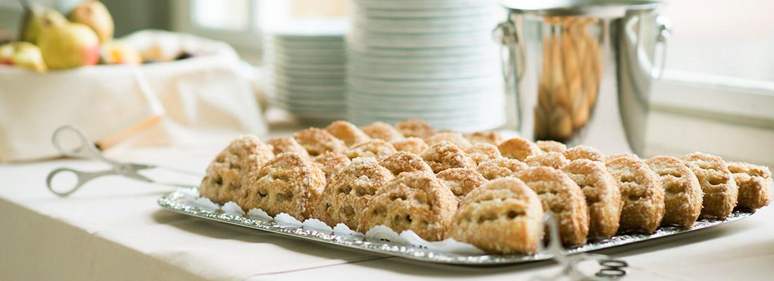 Vorteile bdvb-Mitgliedschaft, Kuchen, Cookies