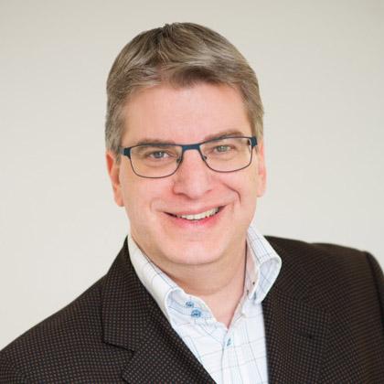 Mirko Gutjahr, Vorsitzender BG Würzburg