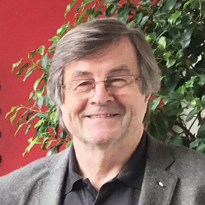 Dietmar Imser, Vorsitzender BG Stuttgart