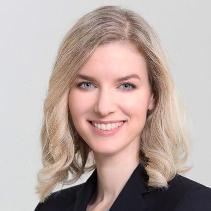 Dr. Marion Hippchen, Vorsitzende der BG Saarland/Trier/Luxemburg